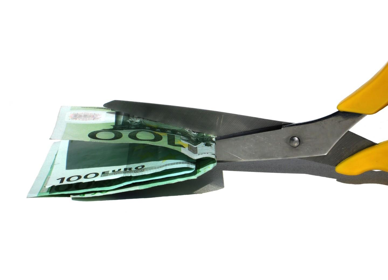 Budget cut
